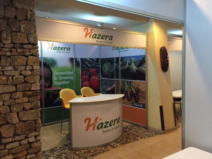 Hazera participated at AFSTA congress in Zimbabwe - Hazera